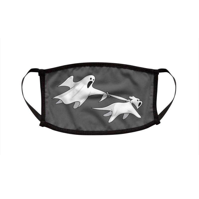 Ghost Dog Accessories Face Mask by Glennz