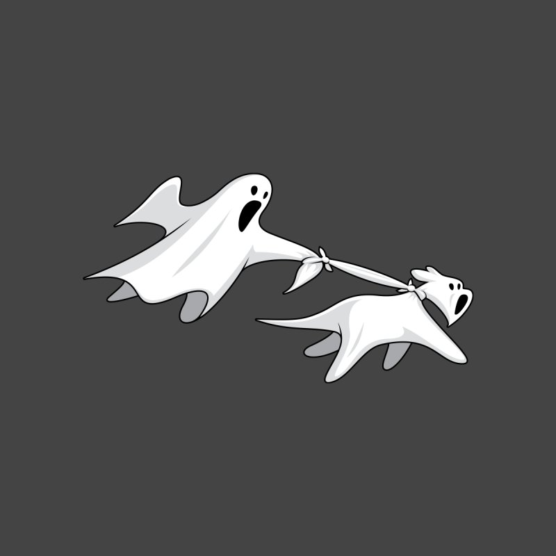 Ghost Dog Men's T-Shirt by Glennz