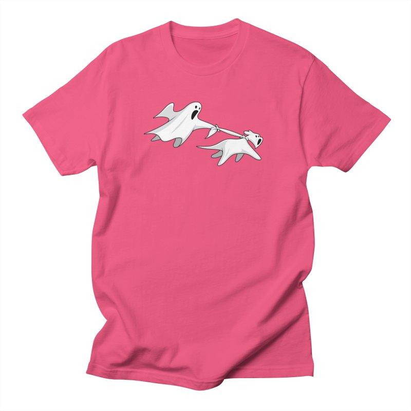 Ghost Dog Men's T-Shirt by Glennz