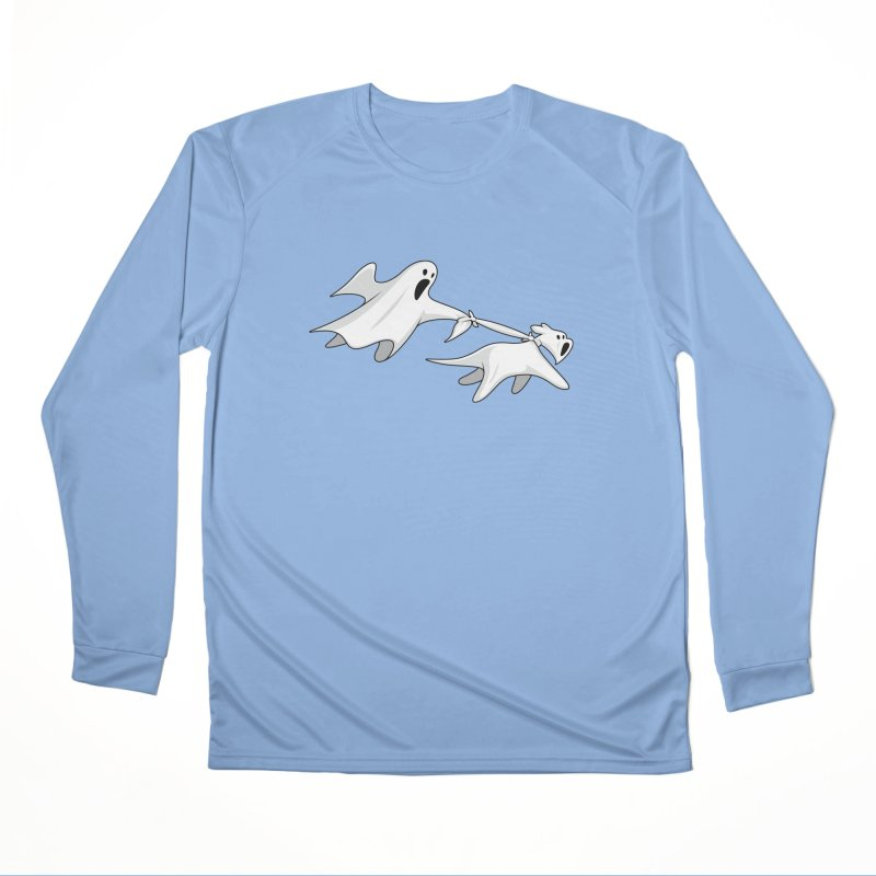 Ghost Dog Men's Longsleeve T-Shirt by Glennz