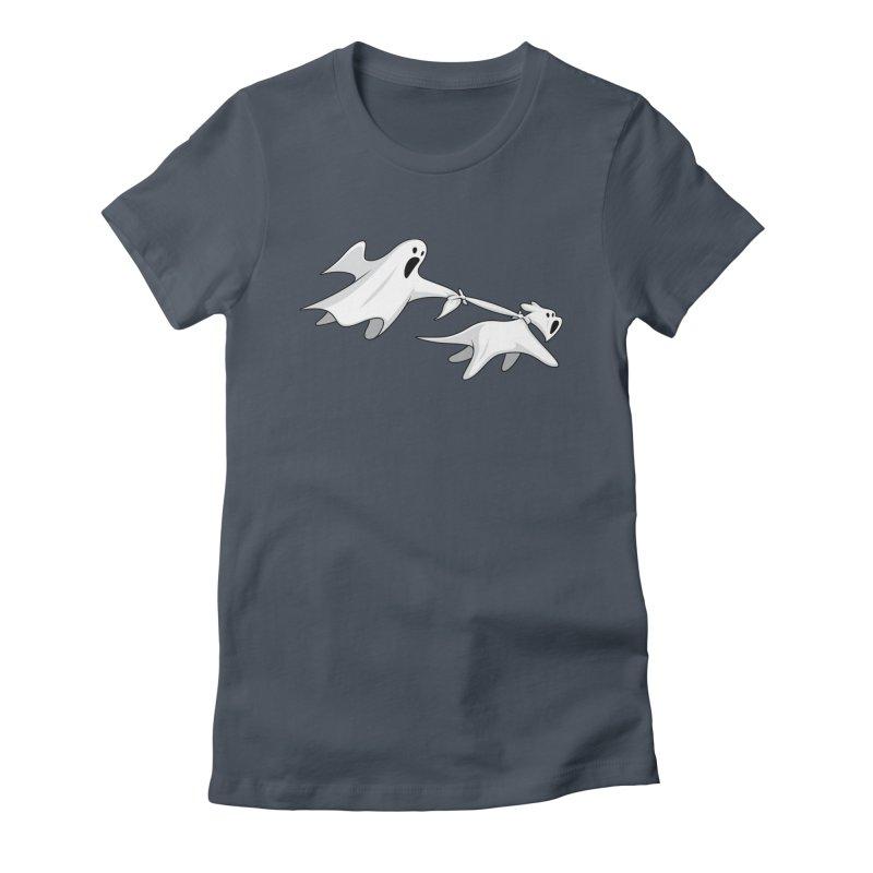 Ghost Dog Women's T-Shirt by Glennz
