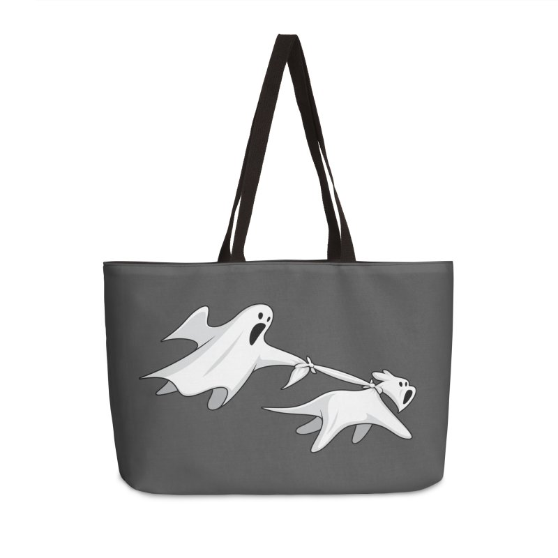 Ghost Dog Accessories Bag by Glennz