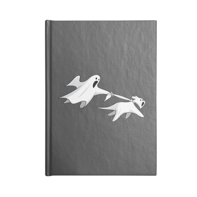 Ghost Dog Accessories Notebook by Glennz