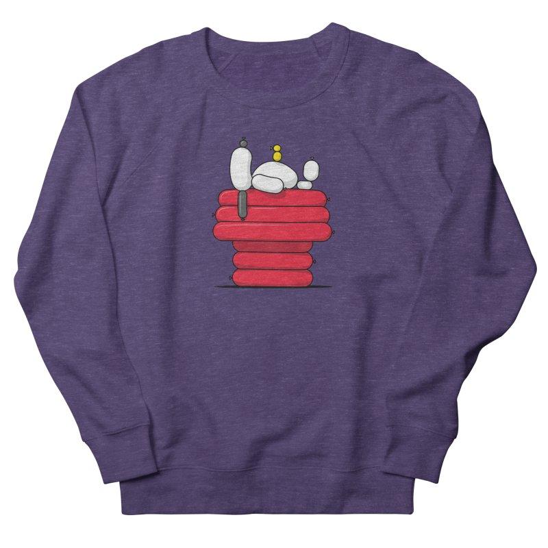Balloon Dog Women's Sweatshirt by Glennz