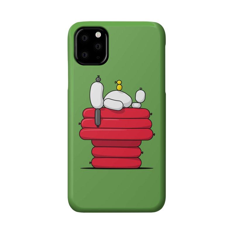 Balloon Dog Accessories Phone Case by Glennz