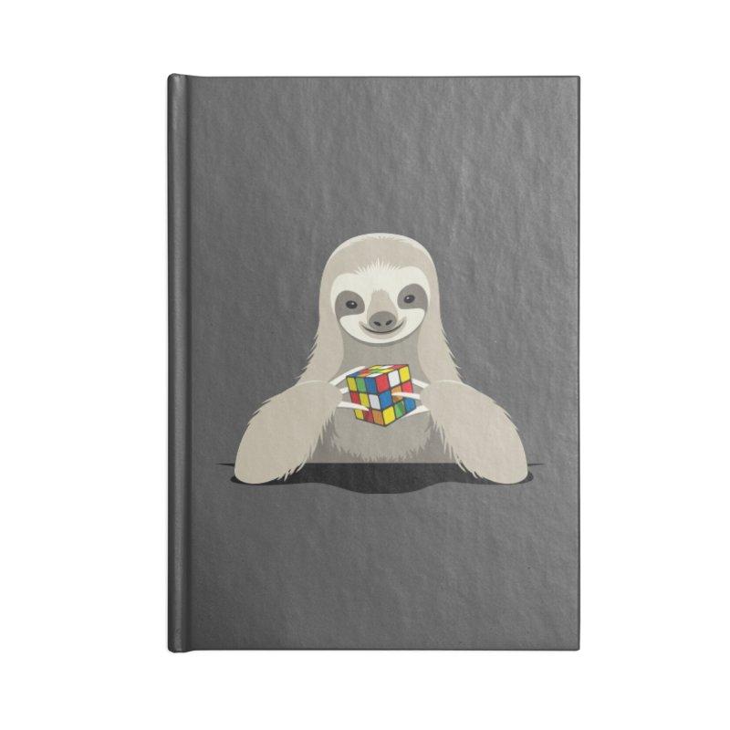 Speed Cuber Accessories Notebook by Glennz