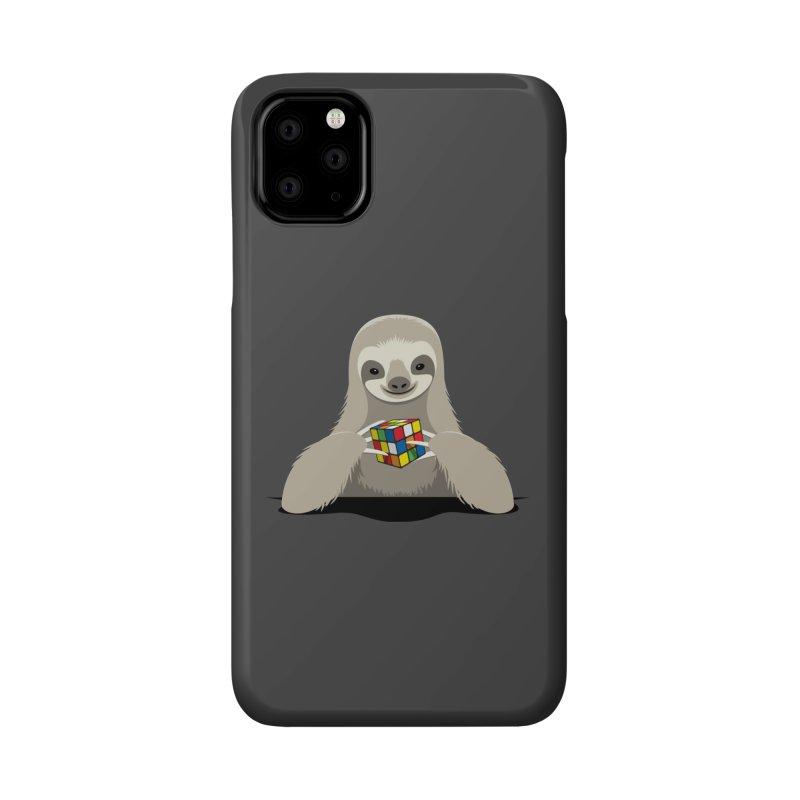 Speed Cuber Accessories Phone Case by Glennz