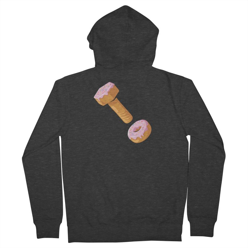 Donut and Bolt Women's Zip-Up Hoody by glennz's Artist Shop