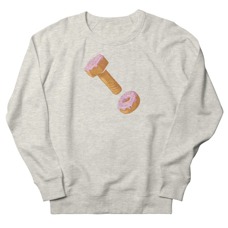 Donut and Bolt Women's French Terry Sweatshirt by glennz's Artist Shop