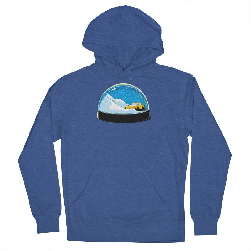 Forever Ploughing Men's French Terry Pullover Hoody by glennz's Artist Shop