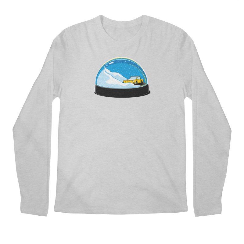 Forever Ploughing Men's Longsleeve T-Shirt by glennz's Artist Shop