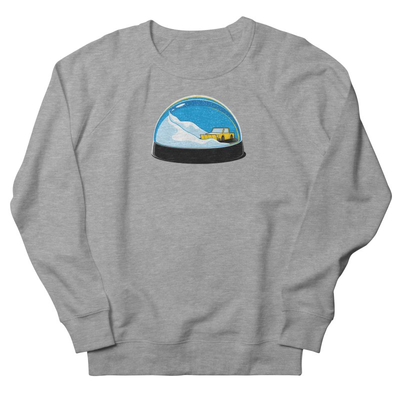 Forever Ploughing Women's French Terry Sweatshirt by glennz's Artist Shop