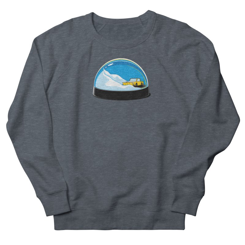 Forever Ploughing Men's French Terry Sweatshirt by glennz's Artist Shop