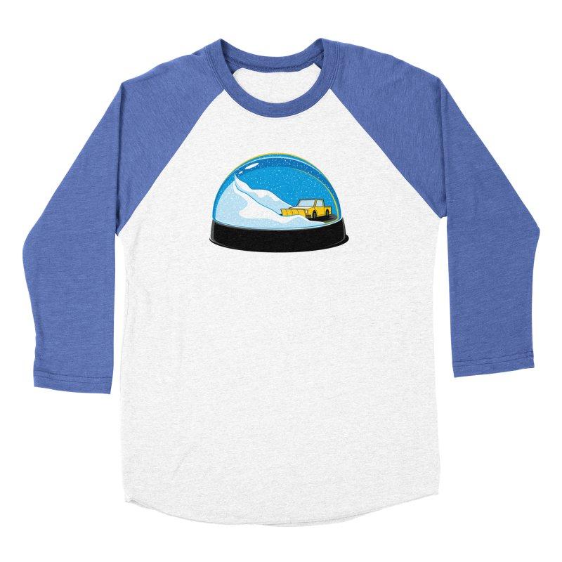 Forever Ploughing Women's Baseball Triblend T-Shirt by glennz's Artist Shop