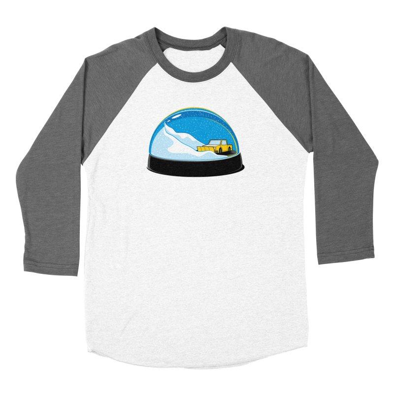 Forever Ploughing Men's Baseball Triblend T-Shirt by glennz's Artist Shop