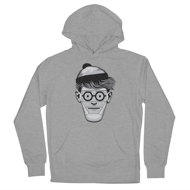 Fugitive ID Men's Pullover Hoody by glennz's Artist Shop