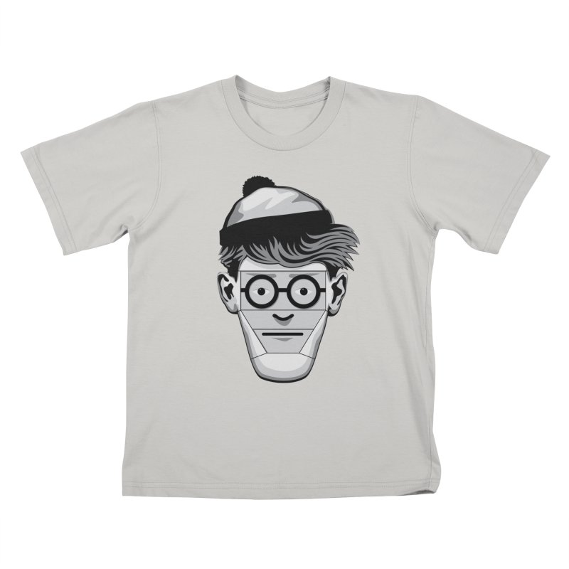 Fugitive ID Kids T-Shirt by glennz's Artist Shop
