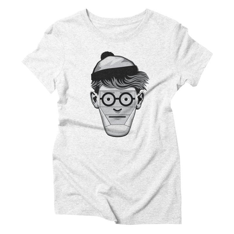 Fugitive ID Women's Triblend T-shirt by glennz's Artist Shop