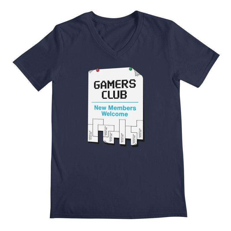 Gamer's Club   by glennz's Artist Shop