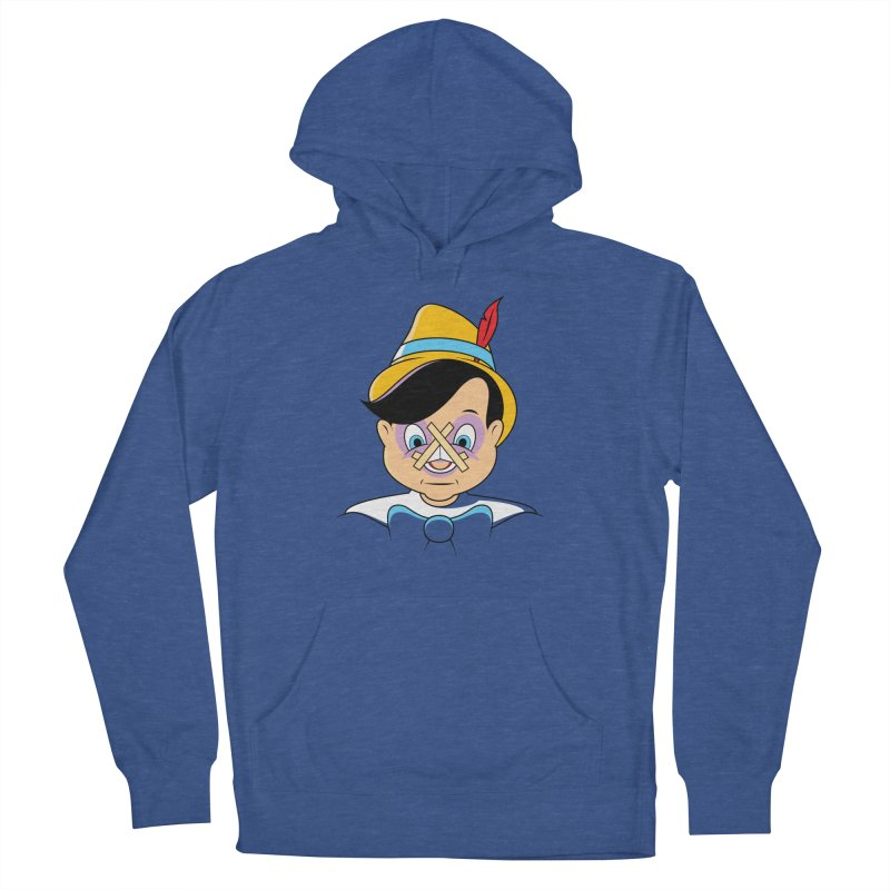 Nose Job Women's French Terry Pullover Hoody by glennz's Artist Shop