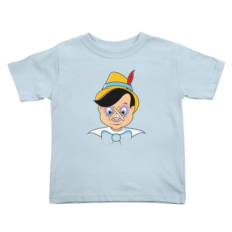 Nose Job Kids Toddler T-Shirt by glennz's Artist Shop