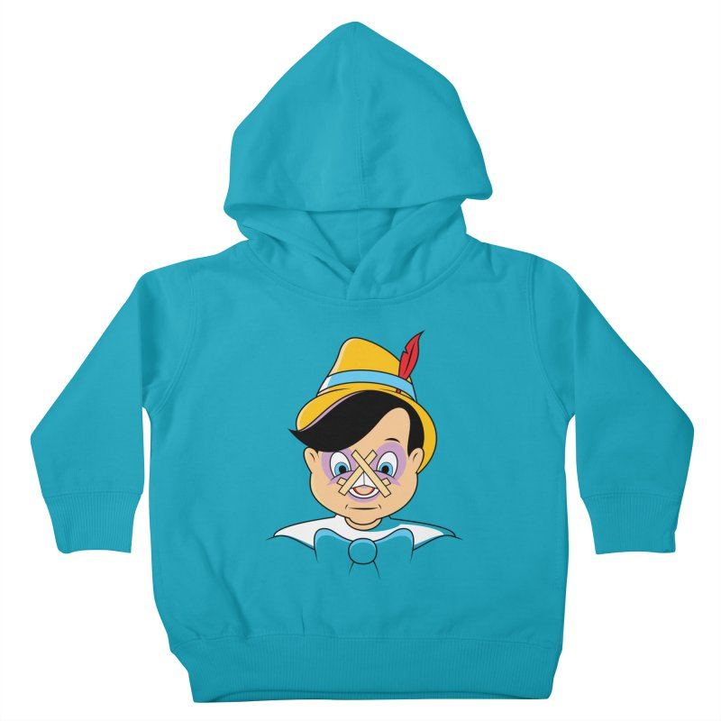 Nose Job Kids Toddler Pullover Hoody by glennz's Artist Shop
