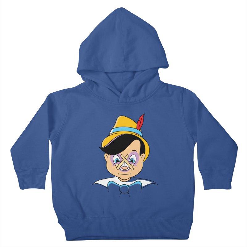 Nose Job Kids Toddler Pullover Hoody by glennz's Artist Shop