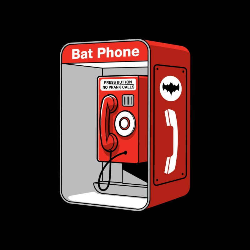 Public Bat Phone   by glennz's Artist Shop