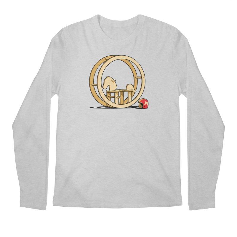 Rock and Roll Men's Longsleeve T-Shirt by glennz's Artist Shop