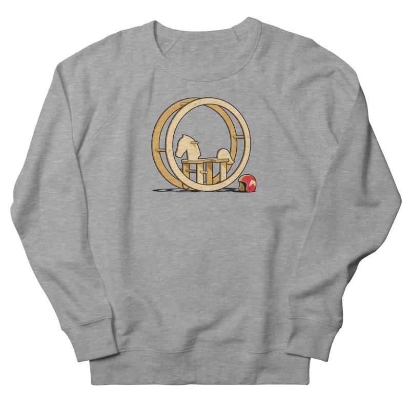 Rock and Roll Men's Sweatshirt by glennz's Artist Shop