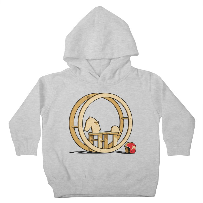 Rock and Roll Kids Toddler Pullover Hoody by glennz's Artist Shop