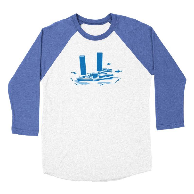 Sunk Men's Baseball Triblend T-Shirt by glennz's Artist Shop