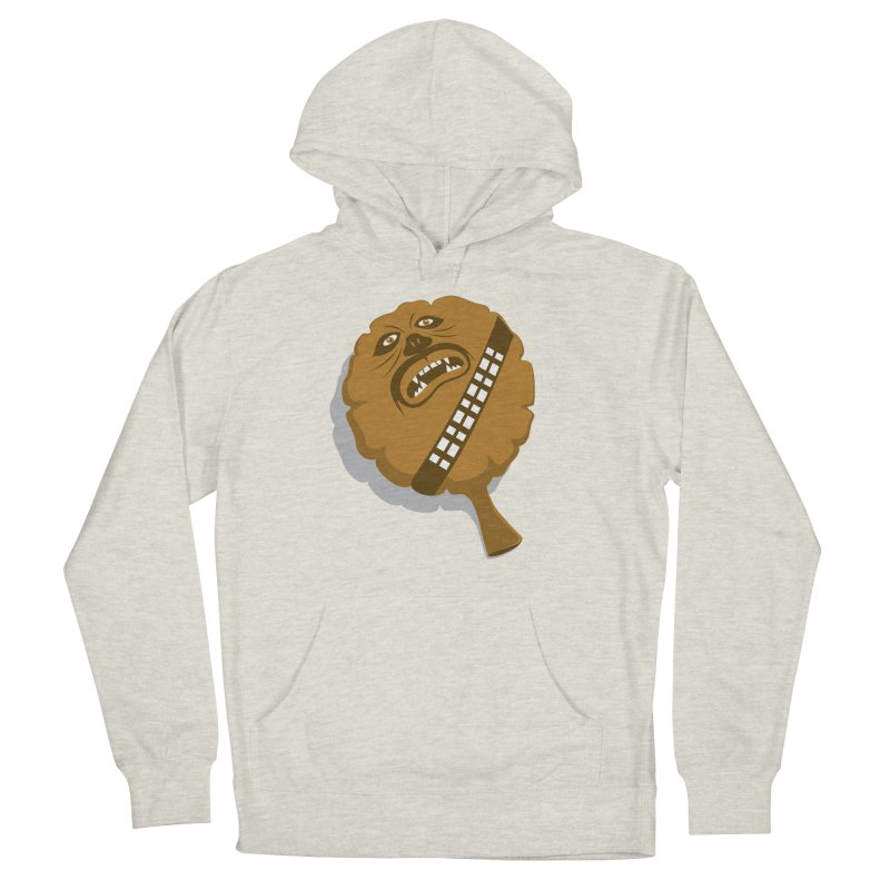 Wookie Cushion Women's French Terry Pullover Hoody by glennz's Artist Shop