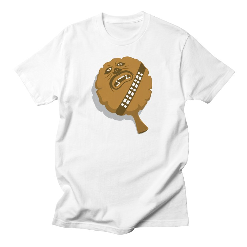 Wookie Cushion Men's T-Shirt by glennz's Artist Shop
