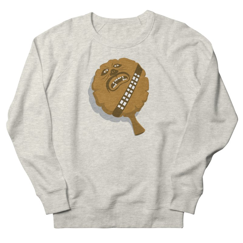 Wookie Cushion Men's French Terry Sweatshirt by glennz's Artist Shop
