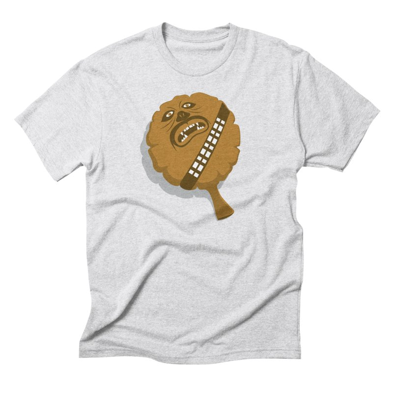 Wookie Cushion Men's Triblend T-Shirt by glennz's Artist Shop