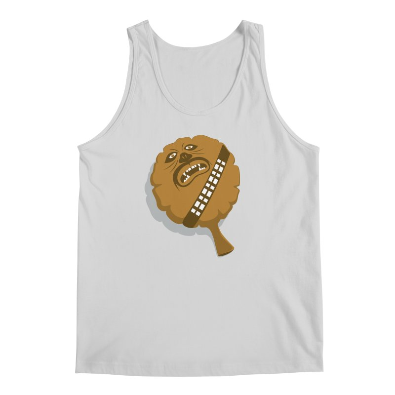 Wookie Cushion Men's Tank by glennz's Artist Shop