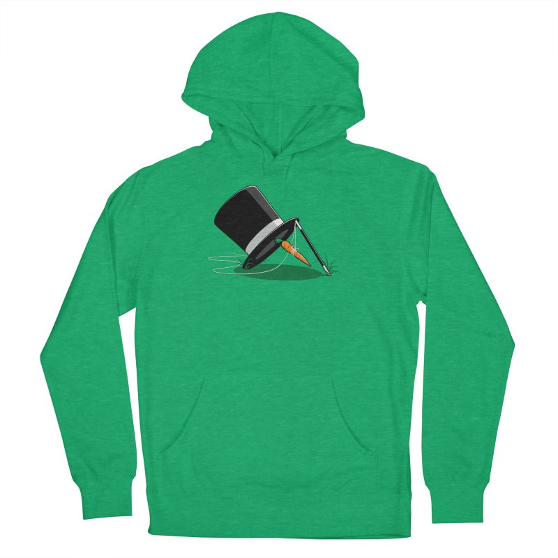 Works Like Magic Women's French Terry Pullover Hoody by glennz's Artist Shop