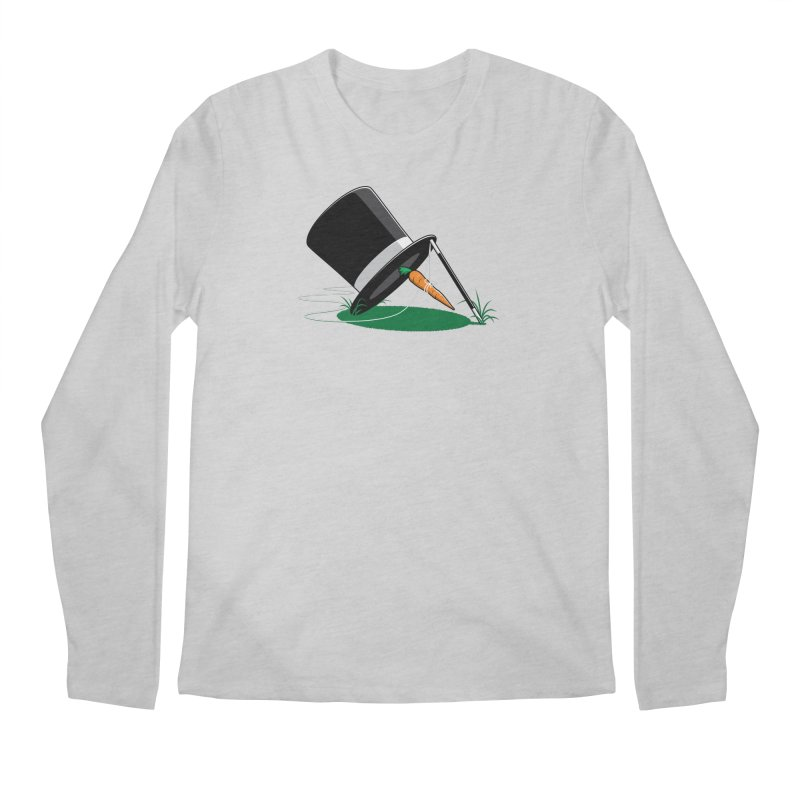 Works Like Magic Men's Longsleeve T-Shirt by glennz's Artist Shop