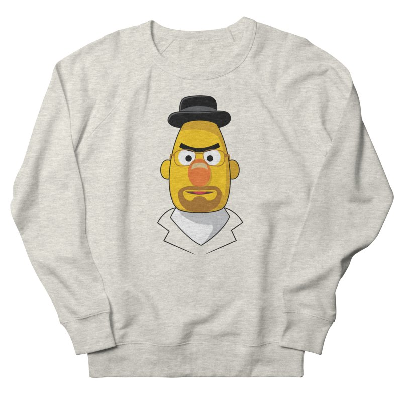 Heisenbert Men's French Terry Sweatshirt by glennz's Artist Shop