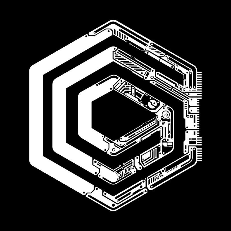 ROBOTIC LOGO by Glitchmachines Apparel