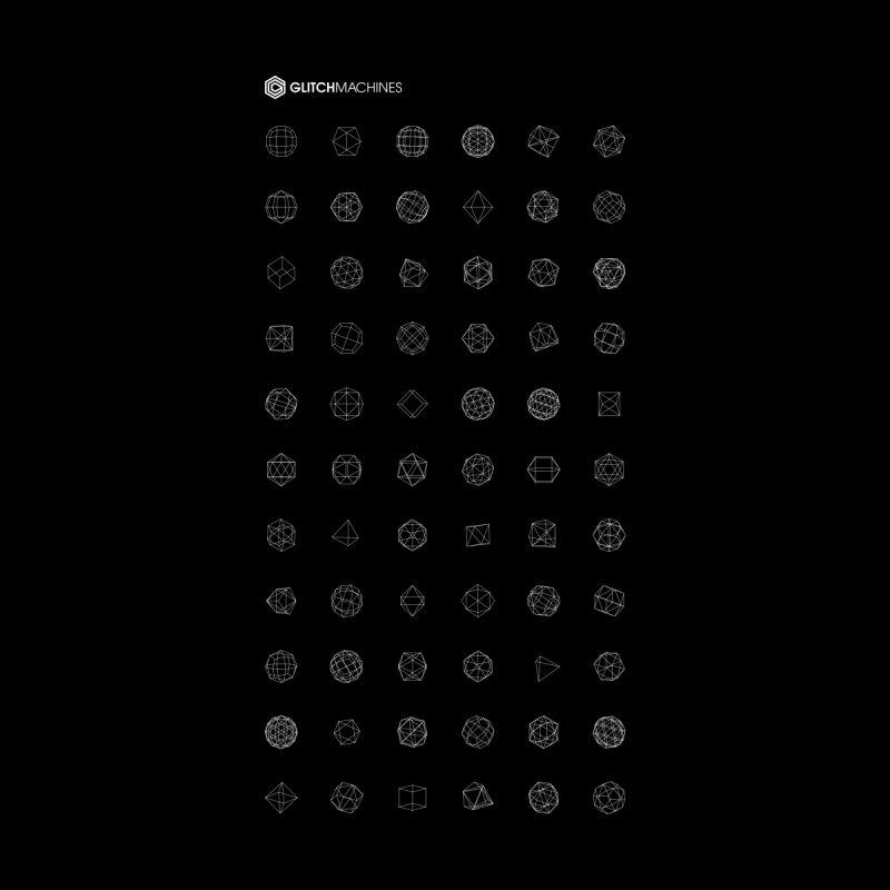 GEOMETRIC PATTERN by Glitchmachines Apparel