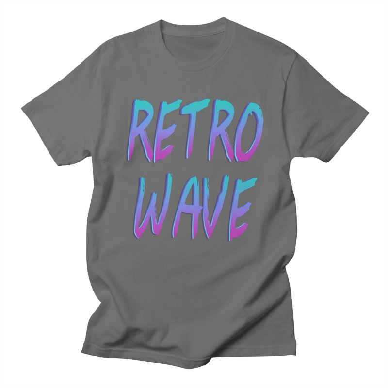 Retrowave Ocean II Women's Unisex T-Shirt by Glitchway Store