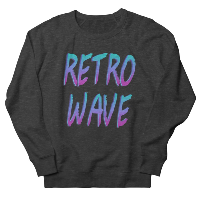 Retrowave Ocean II Women's Sweatshirt by Glitchway Store