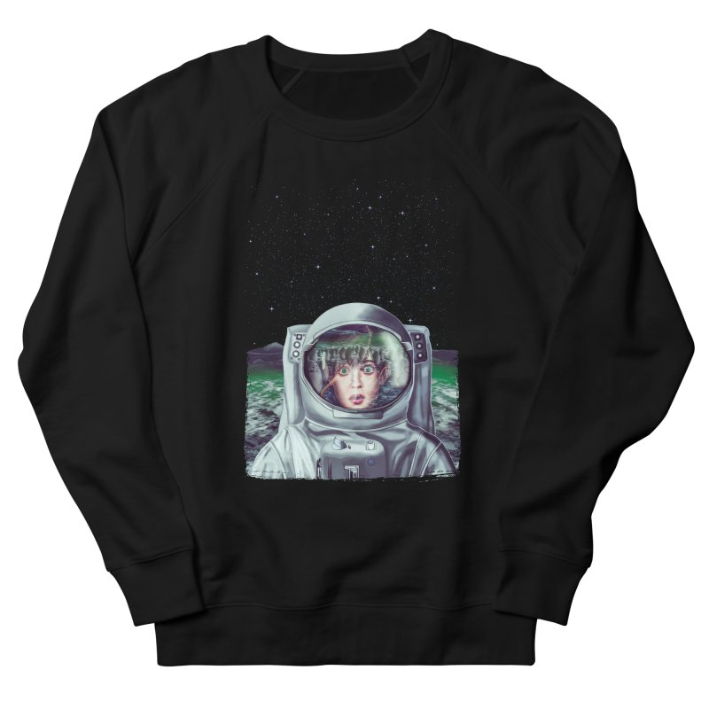 Not Alone Women's Sweatshirt by Glitchway Store