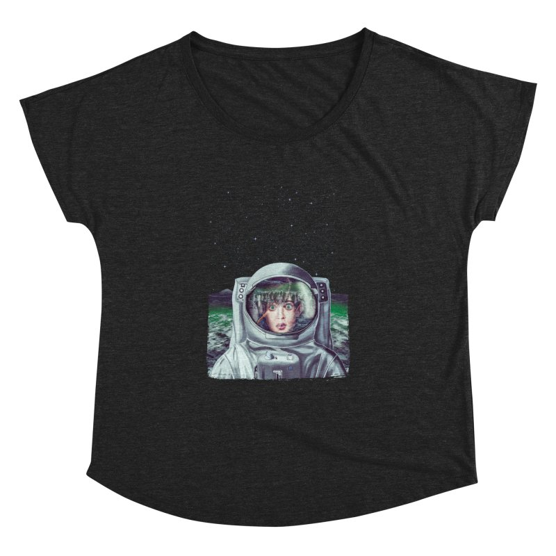 Not Alone Women's Dolman by Glitchway Store