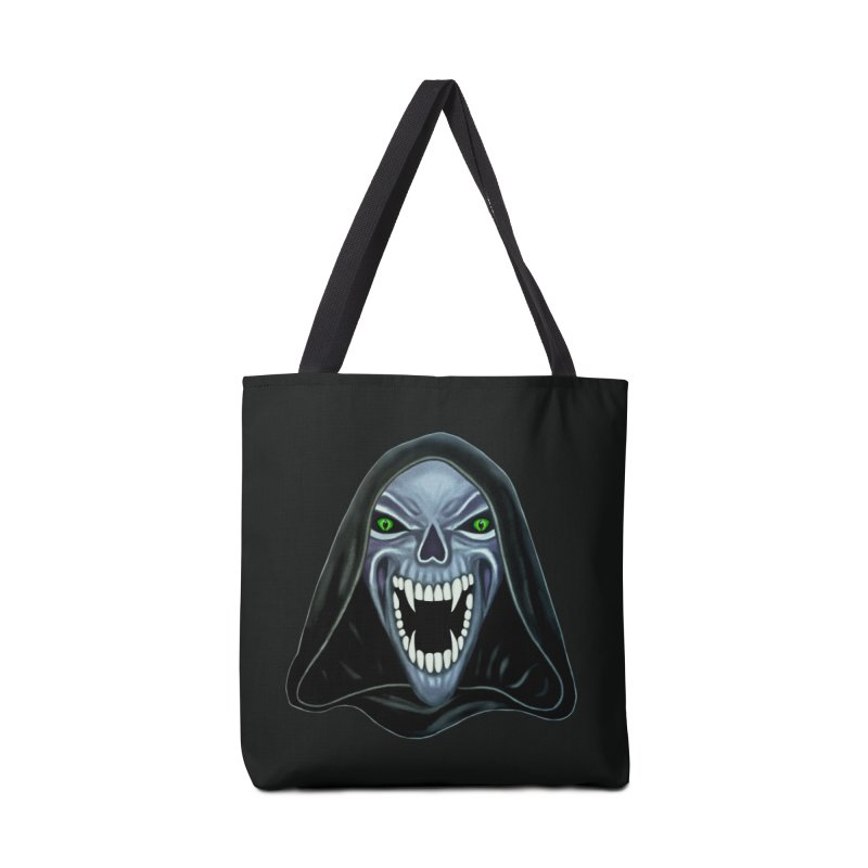 Ghost Darkness Accessories Bag by Glitchway Store