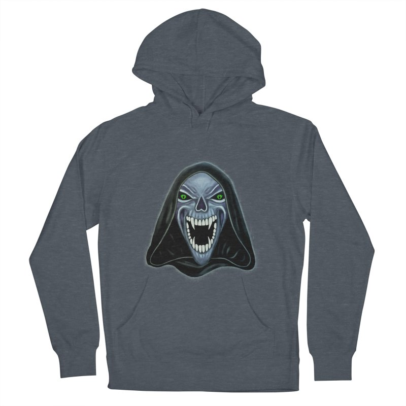 Ghost Darkness Men's Pullover Hoody by Glitchway Store