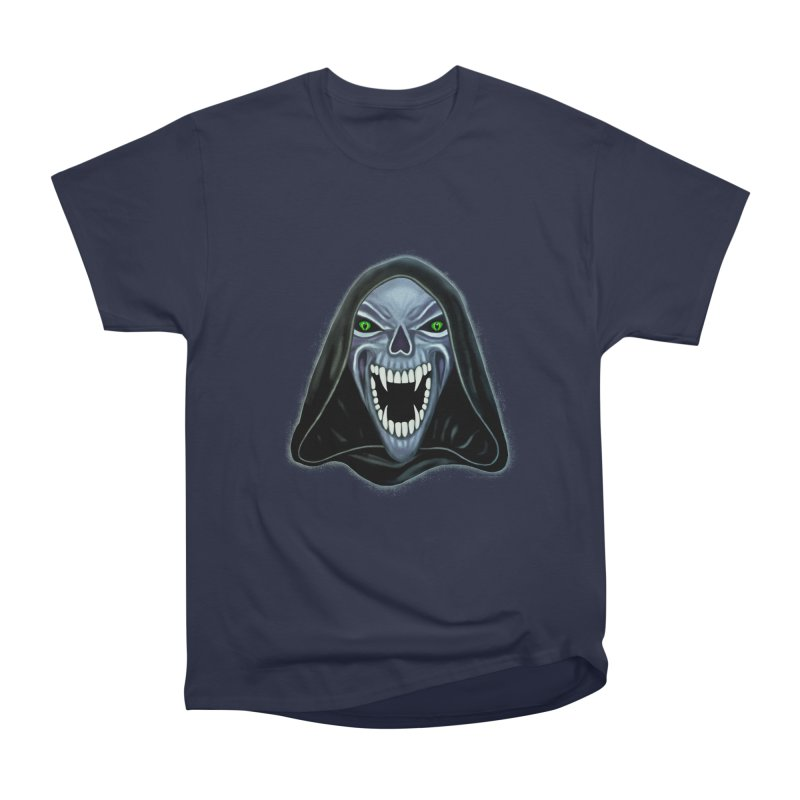 Ghost Darkness Women's Classic Unisex T-Shirt by Glitchway Store