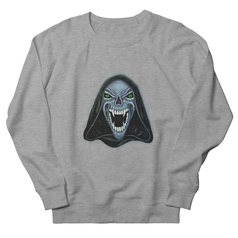 Ghost Darkness Women's Sweatshirt by Glitchway Store